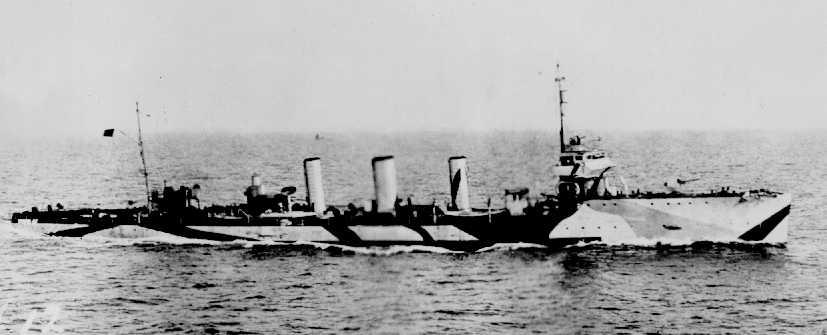 USS Roe