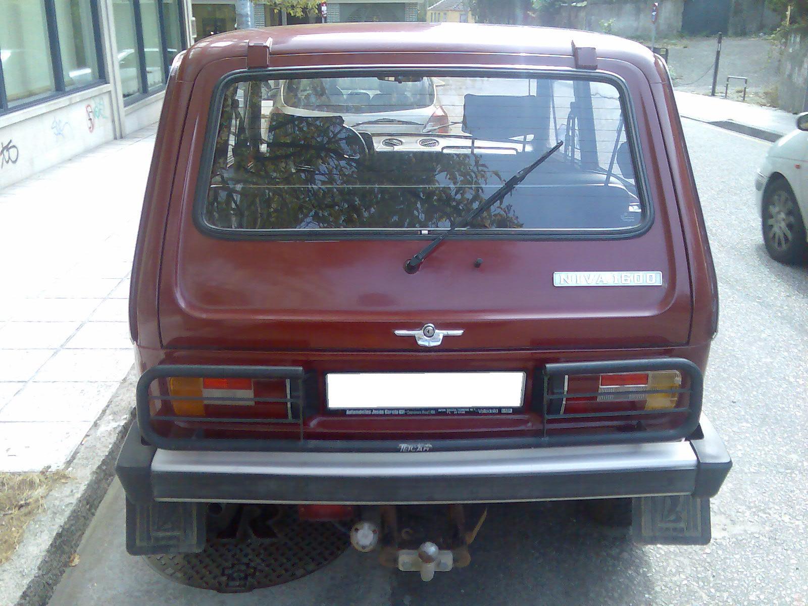 """File:VAZ-2121 (first generation) """"Niva"""" (rear ..."""
