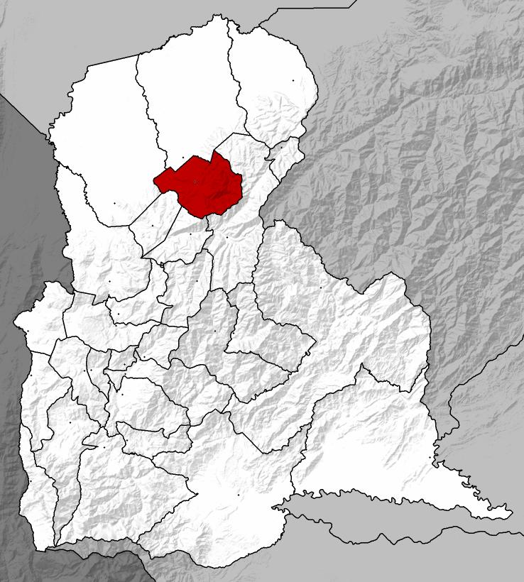 Municipio San Judas Tadeo Táchira Wikipedia La Enciclopedia Libre