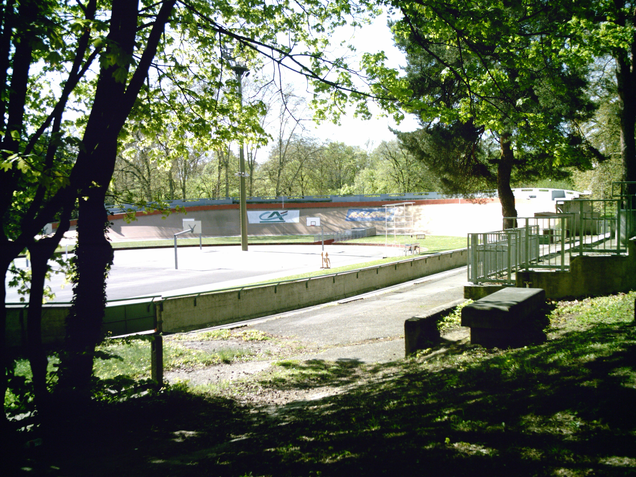 Description Velodrome parc tete d'or.jpg