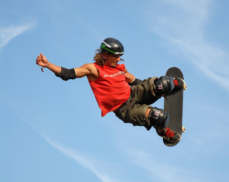 Skateboard Games Y
