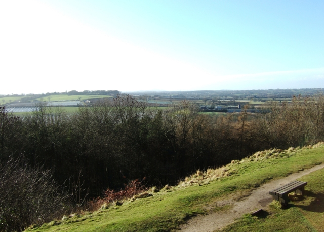 View from Stafford Castle - geograph.org.uk - 1136249