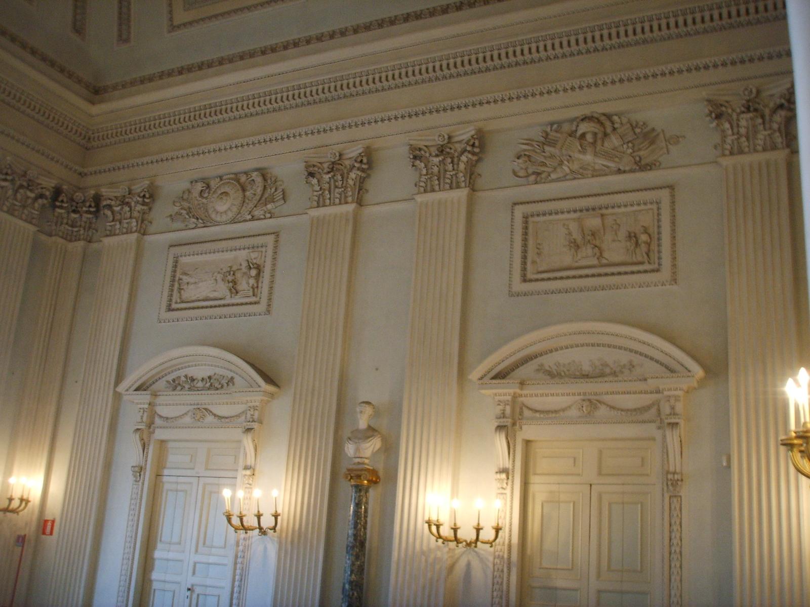Giocondo albertolli - Stucchi decorativi per interni ...
