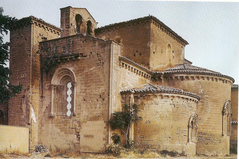 File Vista Exterior Del Monasterio De Santa Maria De Sigena Jpg