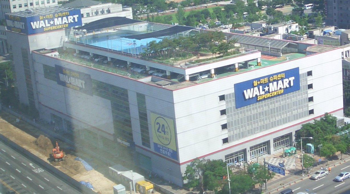 Wal-Mart Corporation Overview