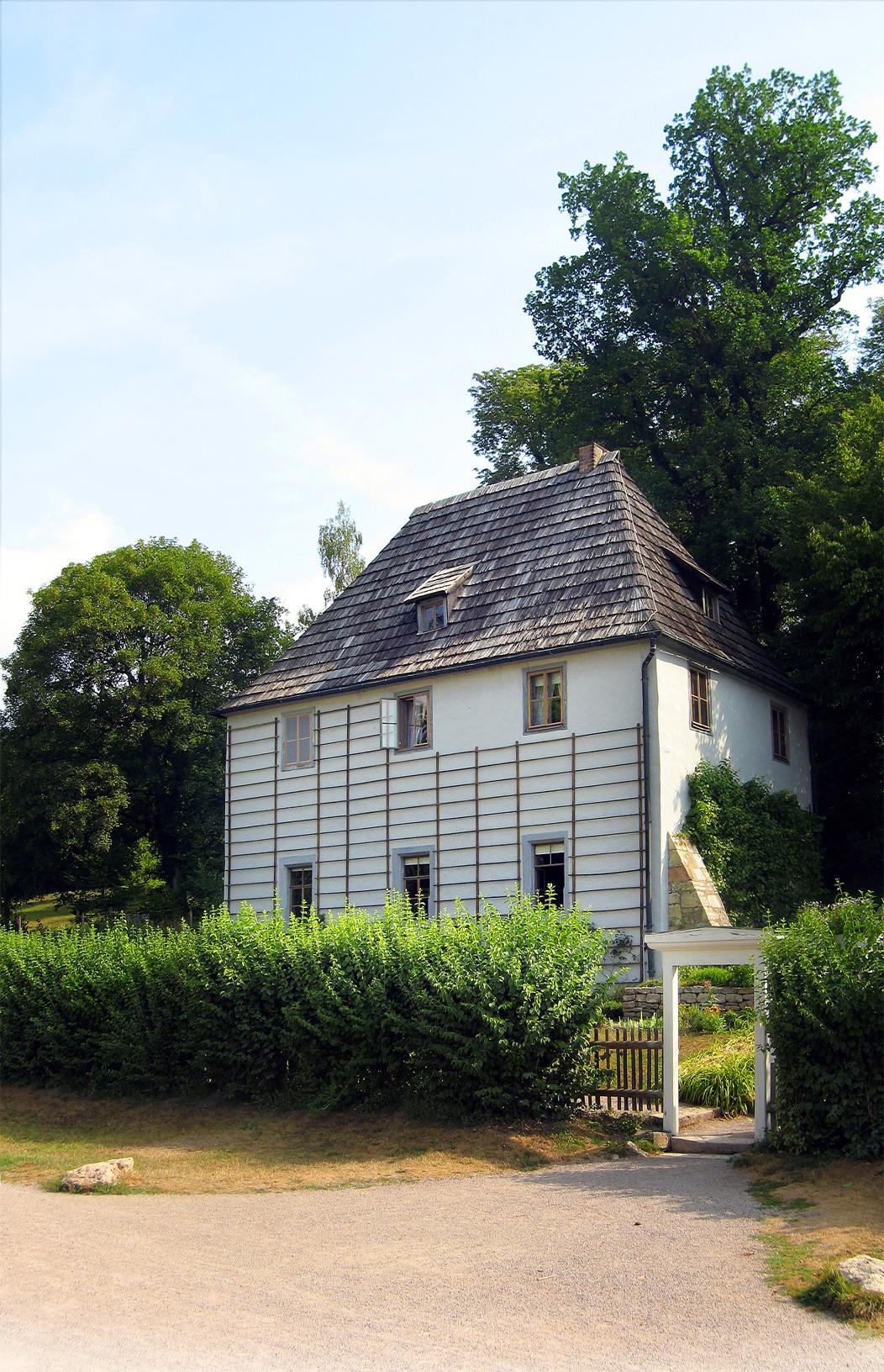 Casa giardino di goethe wikipedia for Casa giardino