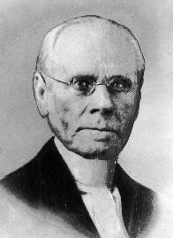 William Bullein Johnson First president of the Southern Baptist Convention