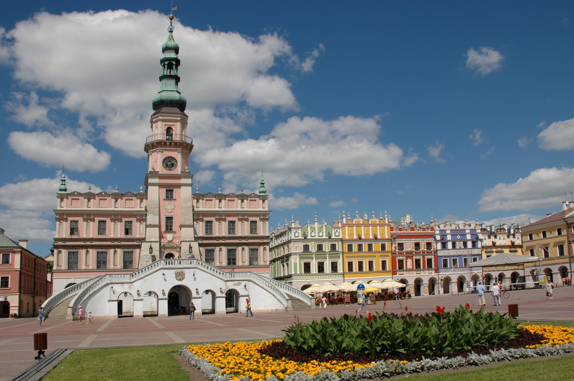 Zamosc Poland  city photos gallery : Zamosc: the Pearl of Renaissance | Polishsite: A Website About Polish ...