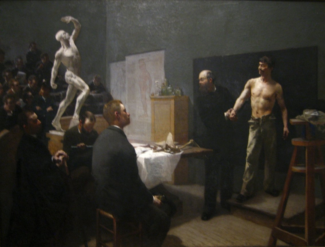 file 39 the anatomy class at the ecole des beaux arts 39 oil