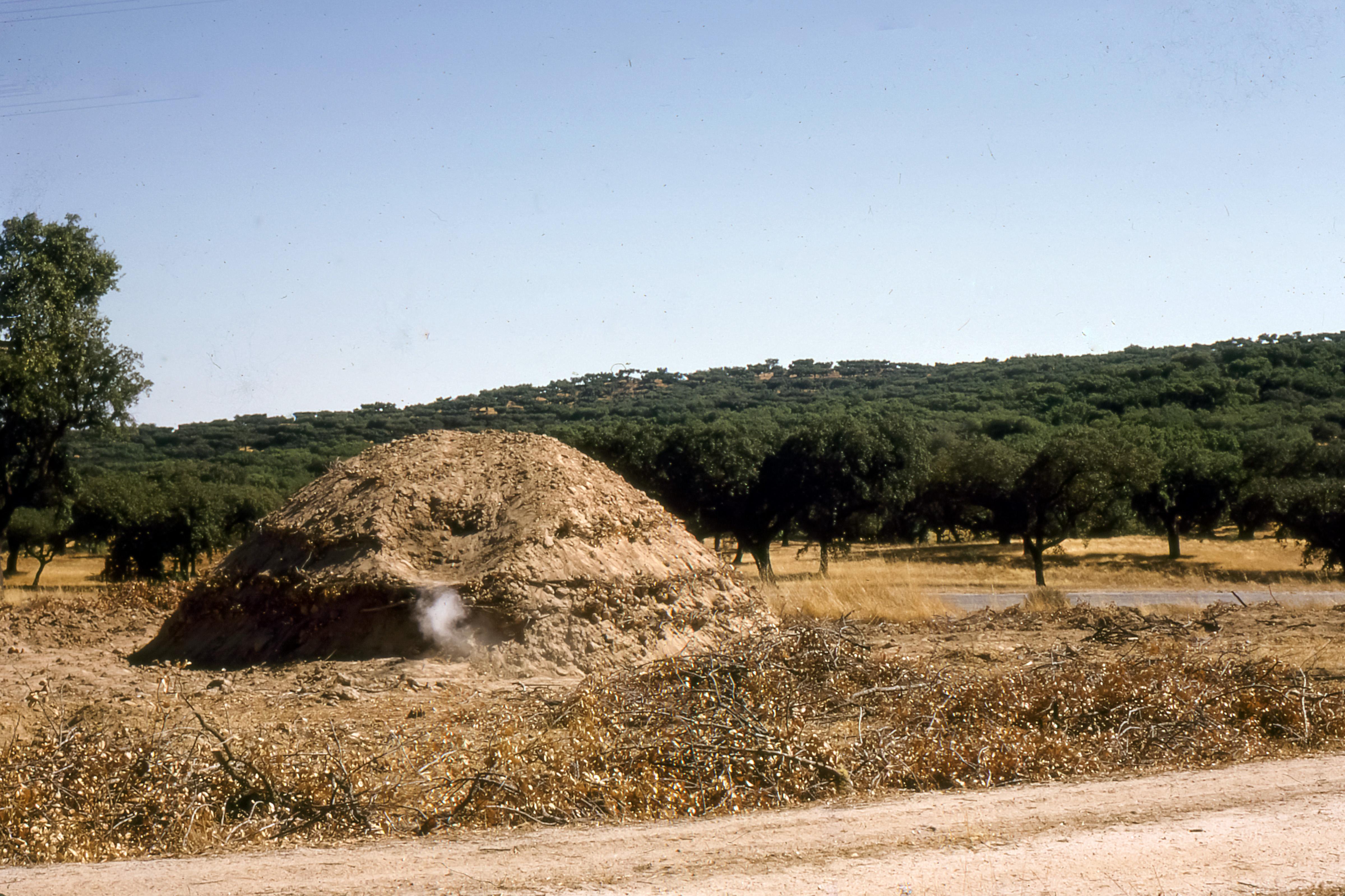 File vora region fabrication de charbon de bois 1 1967 for Fabrication charbon de bois