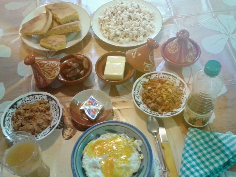 افكار لعزومة فطور صباحي 1