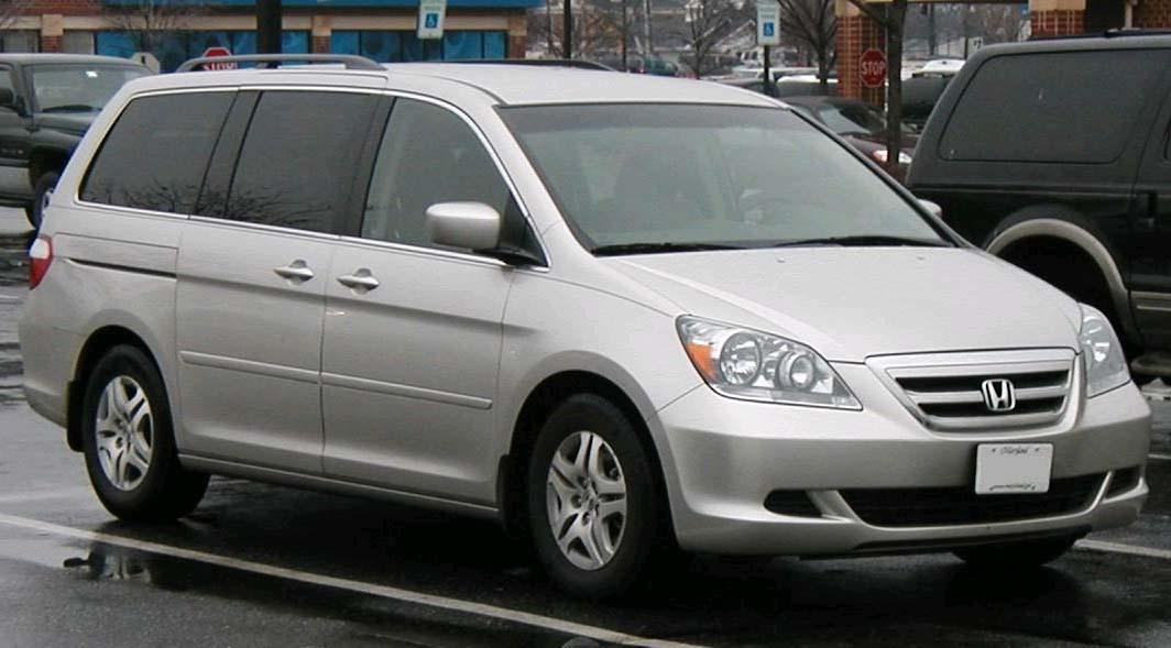 File05 07 Honda Odyssey
