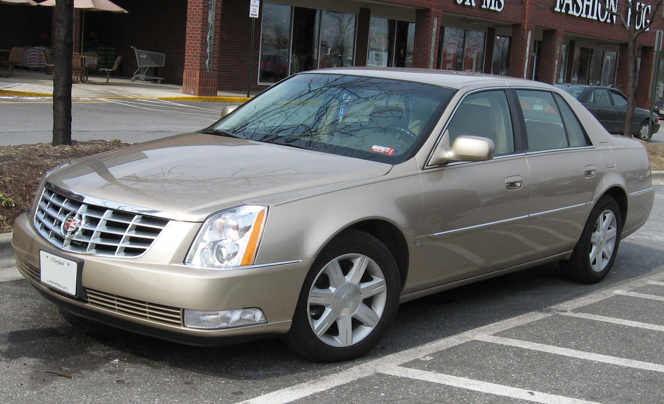Cadillac DTS Collection Photos