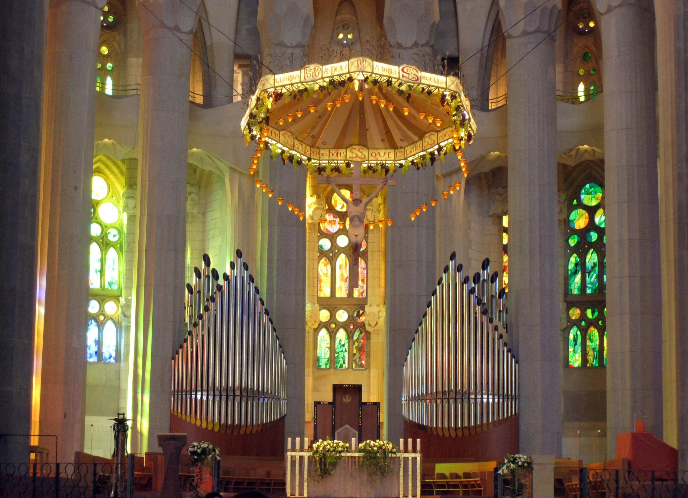 File 082 sagrada fam lia interior wikipedia for De la sagrada familia