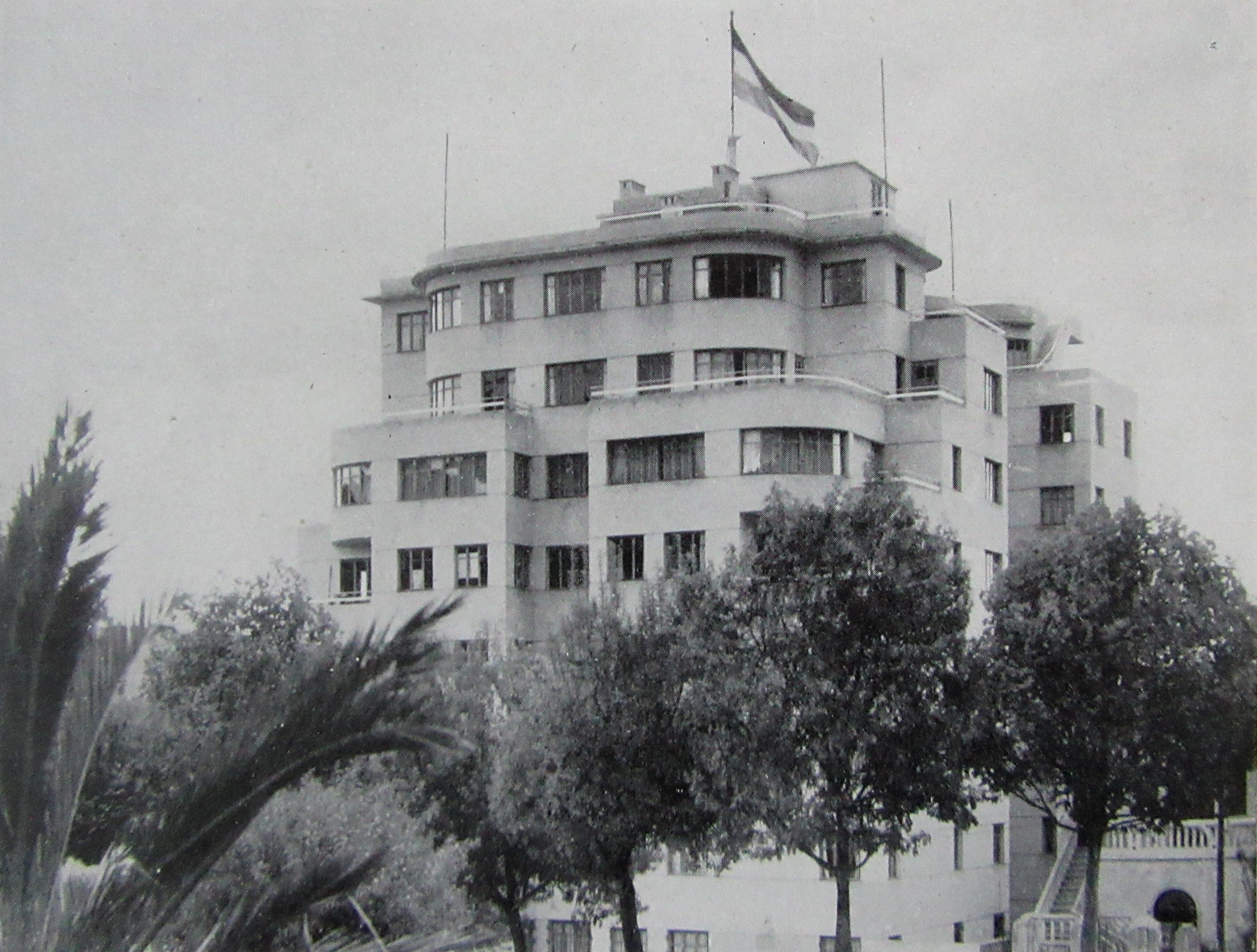 File 08 lera edificio del ministerio de defensa sobre la for Ministerio de defenza