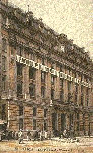 The Paris Bourse du Travail, May 1st 1906.