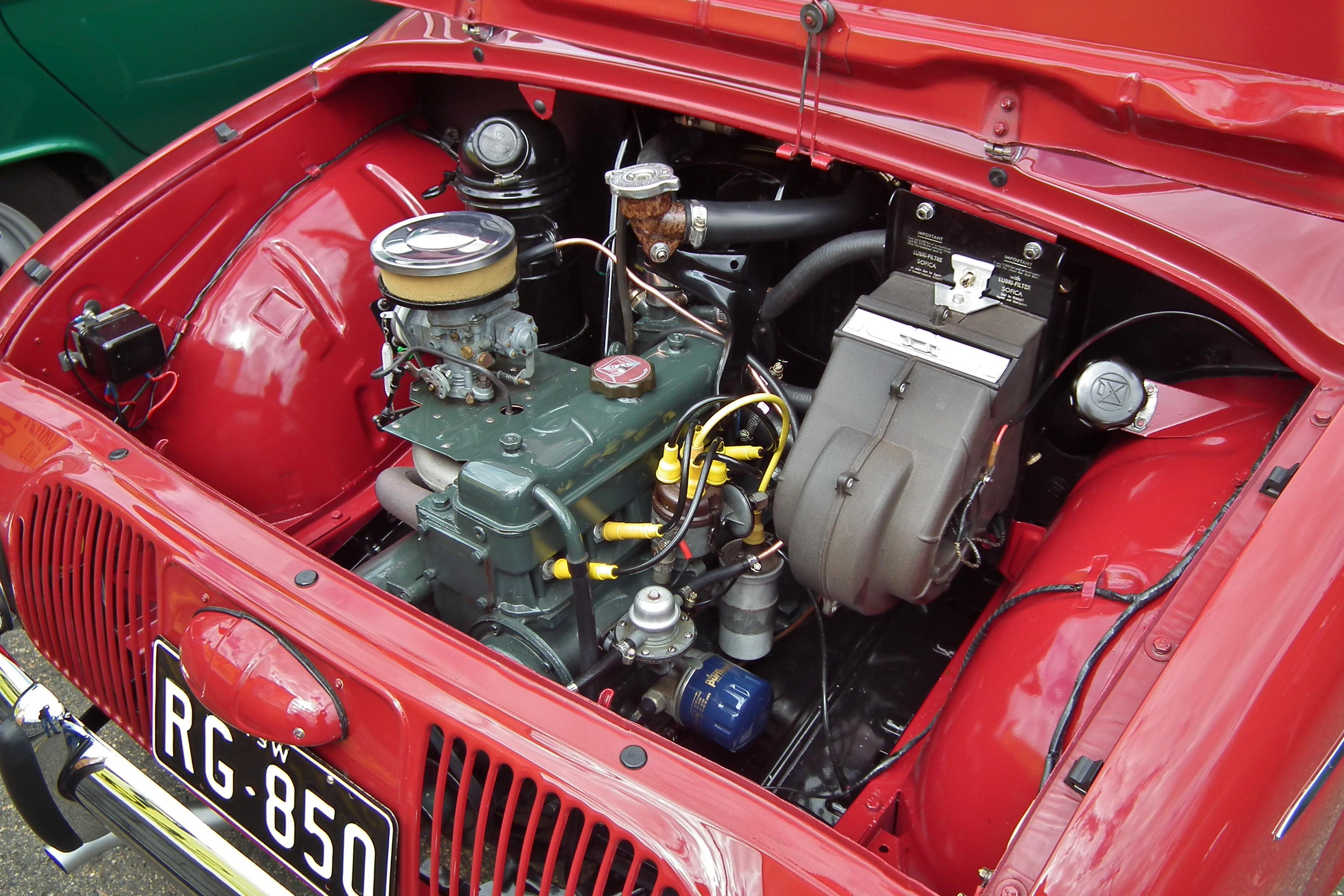 File 1962 Renault Dauphine Gordini Sedan 6106277878 Jpg Wikimedia Commons