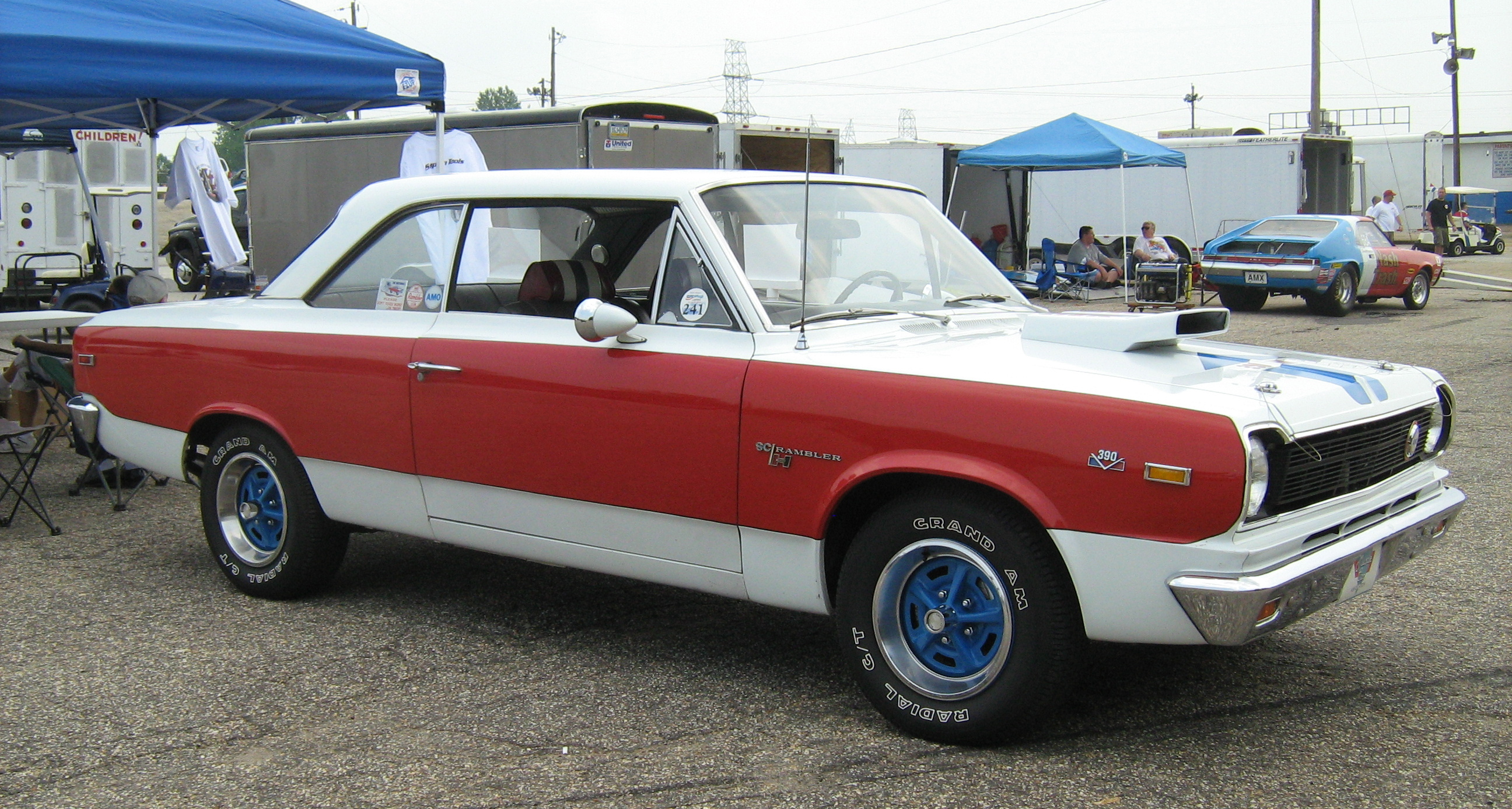 Rambler Race Car