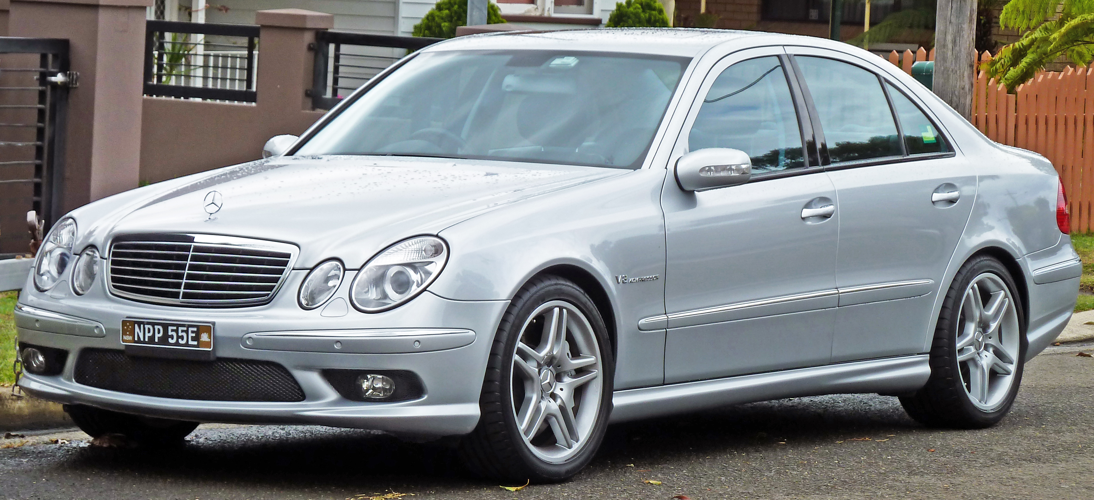 Mercedes Benz Saloon Uk