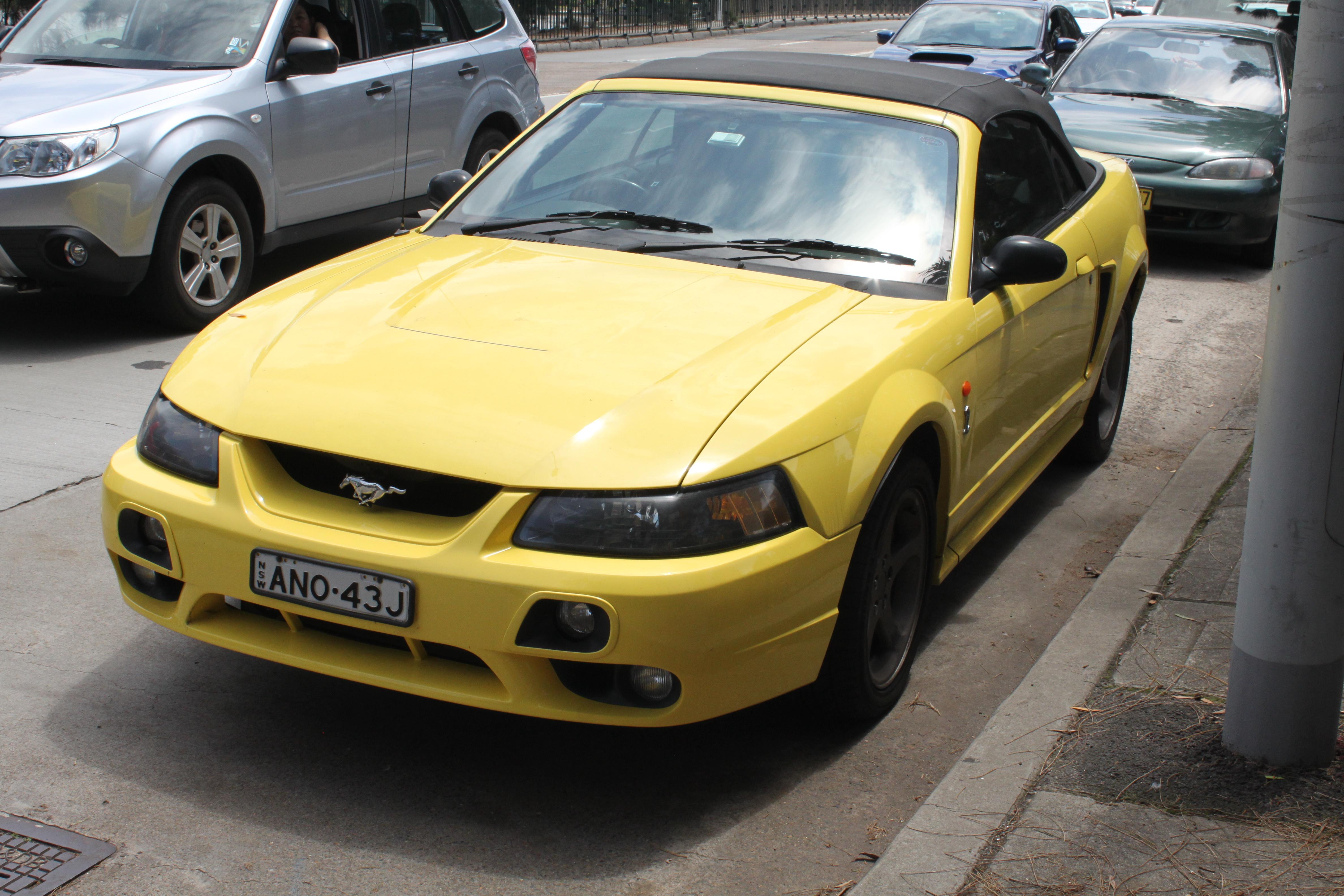Ford Convertible jpg Mustang Cobra File 2002 22719401419