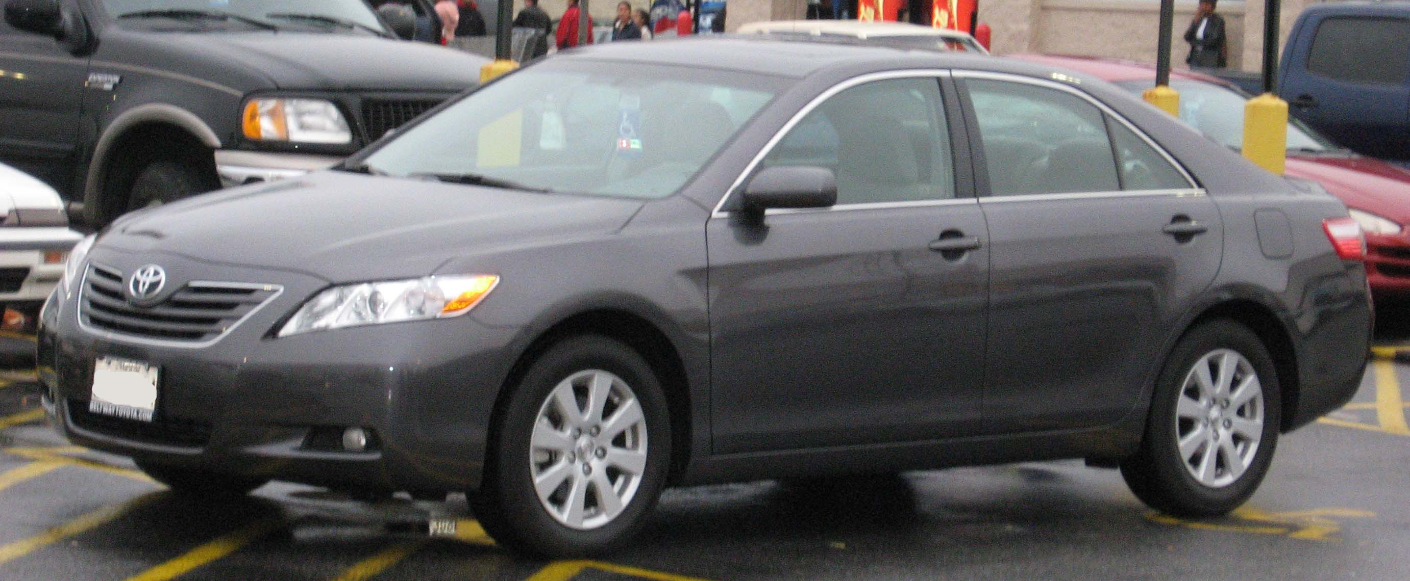 File2007 Toyota Camry XLE