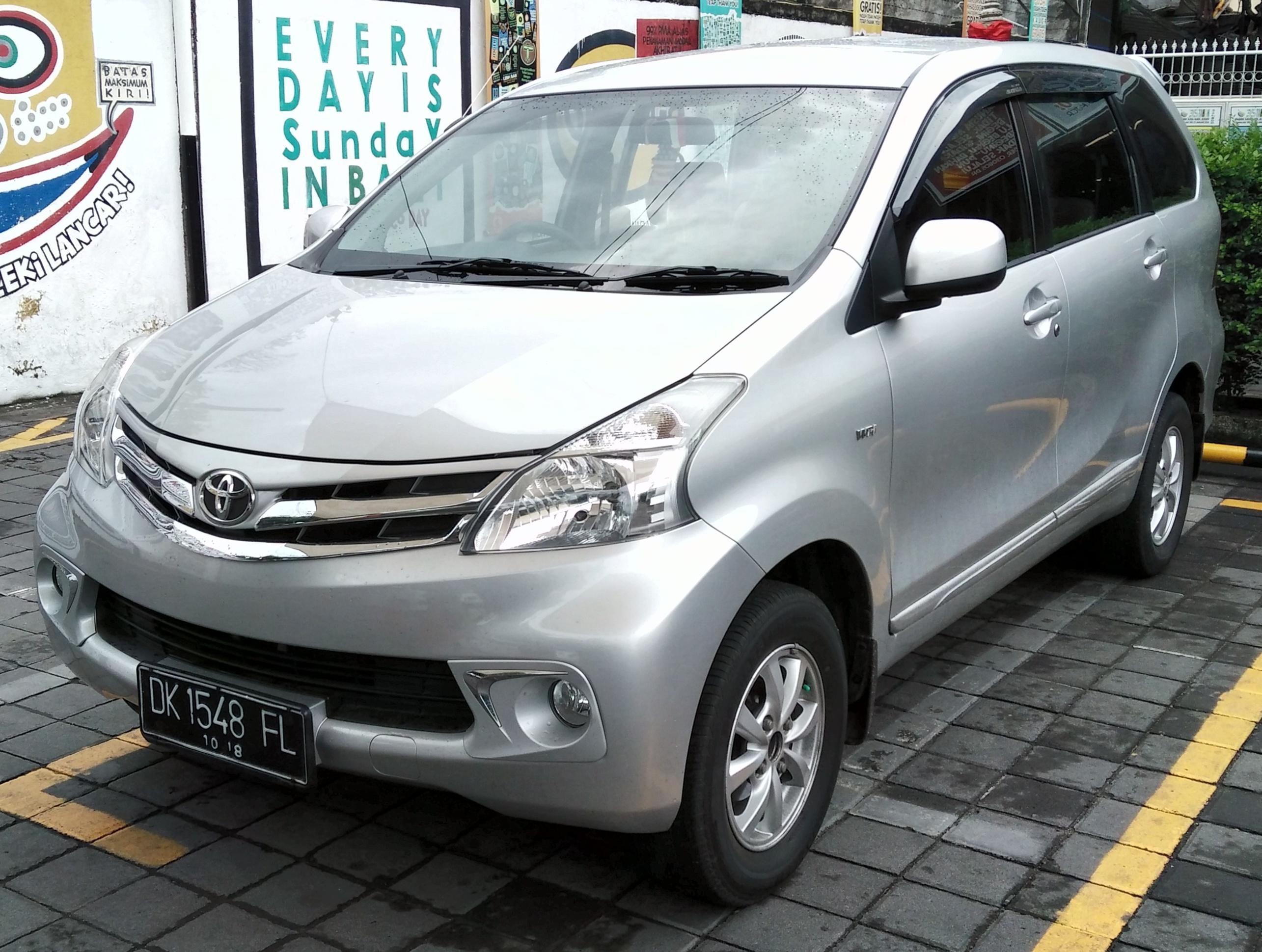 Kekurangan Toyota Avanza 2013 Perbandingan Harga