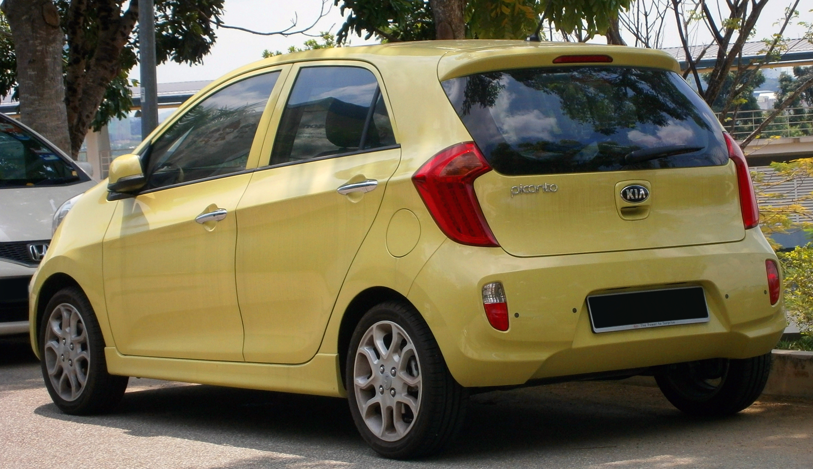 file 2014 kia picanto at in cyberjaya malaysia 02 jpg wikimedia commons. Black Bedroom Furniture Sets. Home Design Ideas