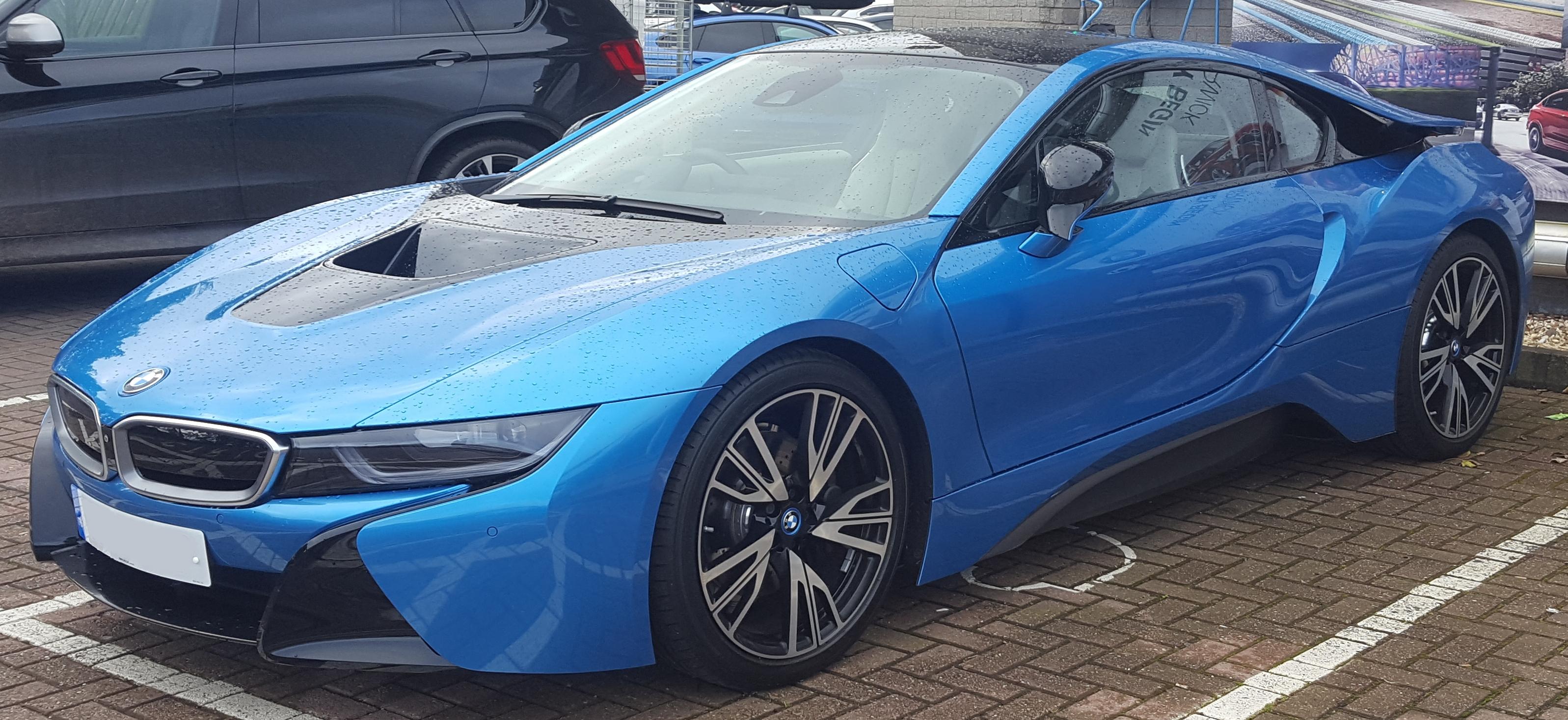 File2017 BMW I8