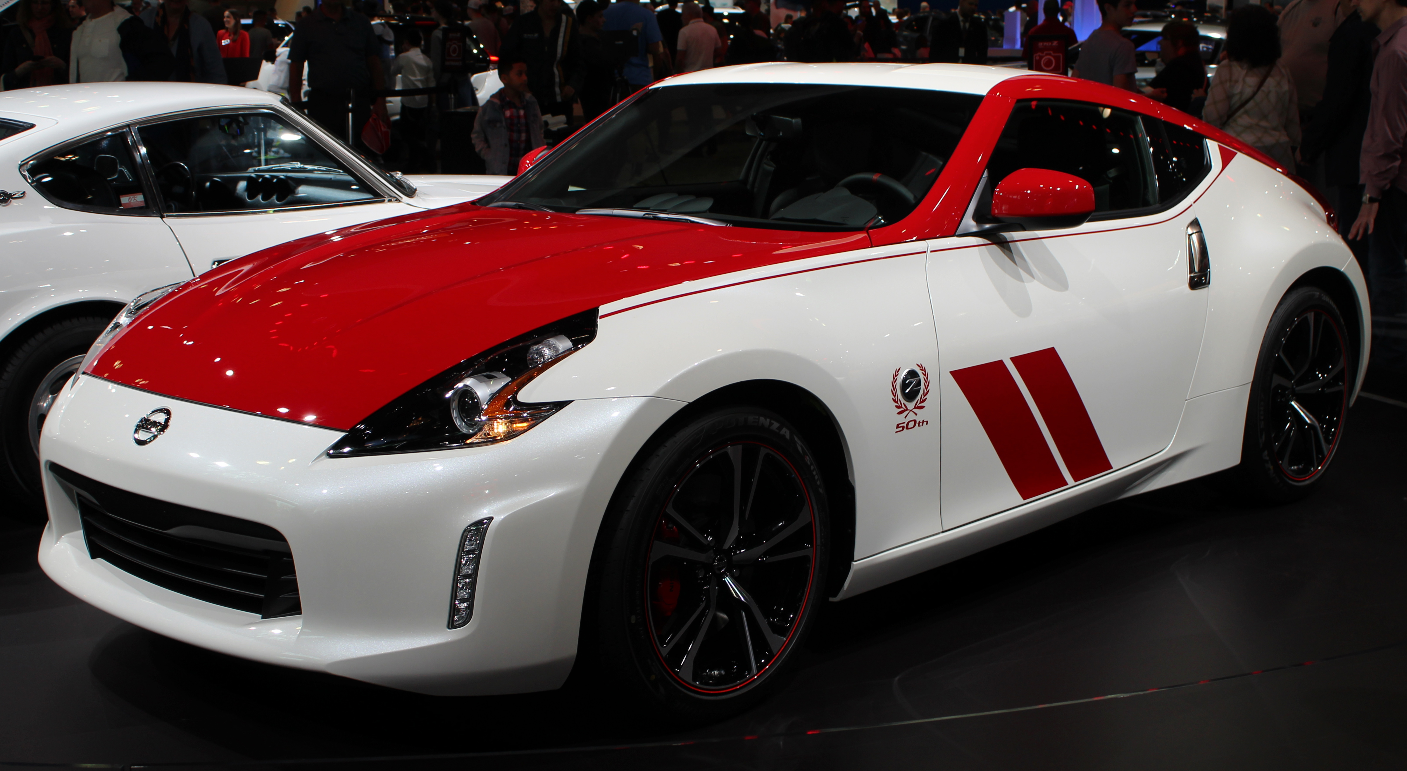 2020 Nissan Z Speed Test