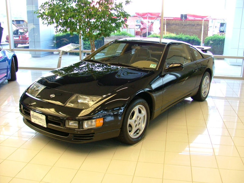 Nissan 300zx Twin Turbo Specs. Twin (Z32), turbo engine.