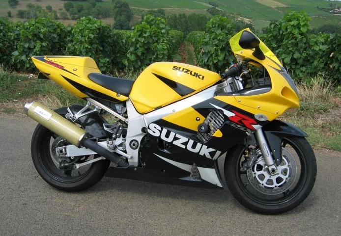 Suzuki Gsxr  Slingshot Specs