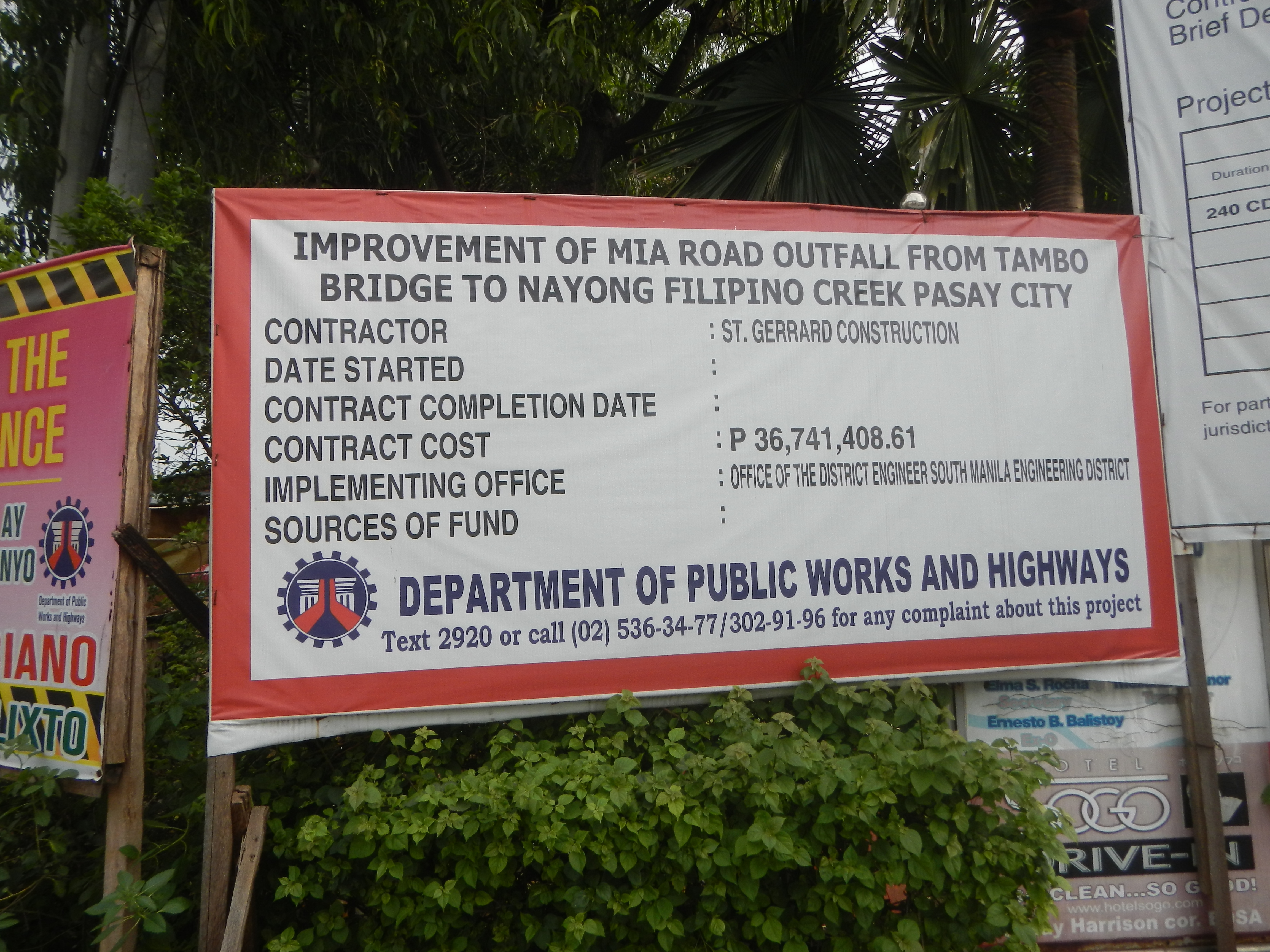 File:9016Pasay City NAIA Road Barangays Church 16 jpg
