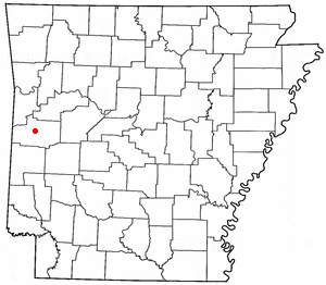 Loko di Waldron, Arkansas
