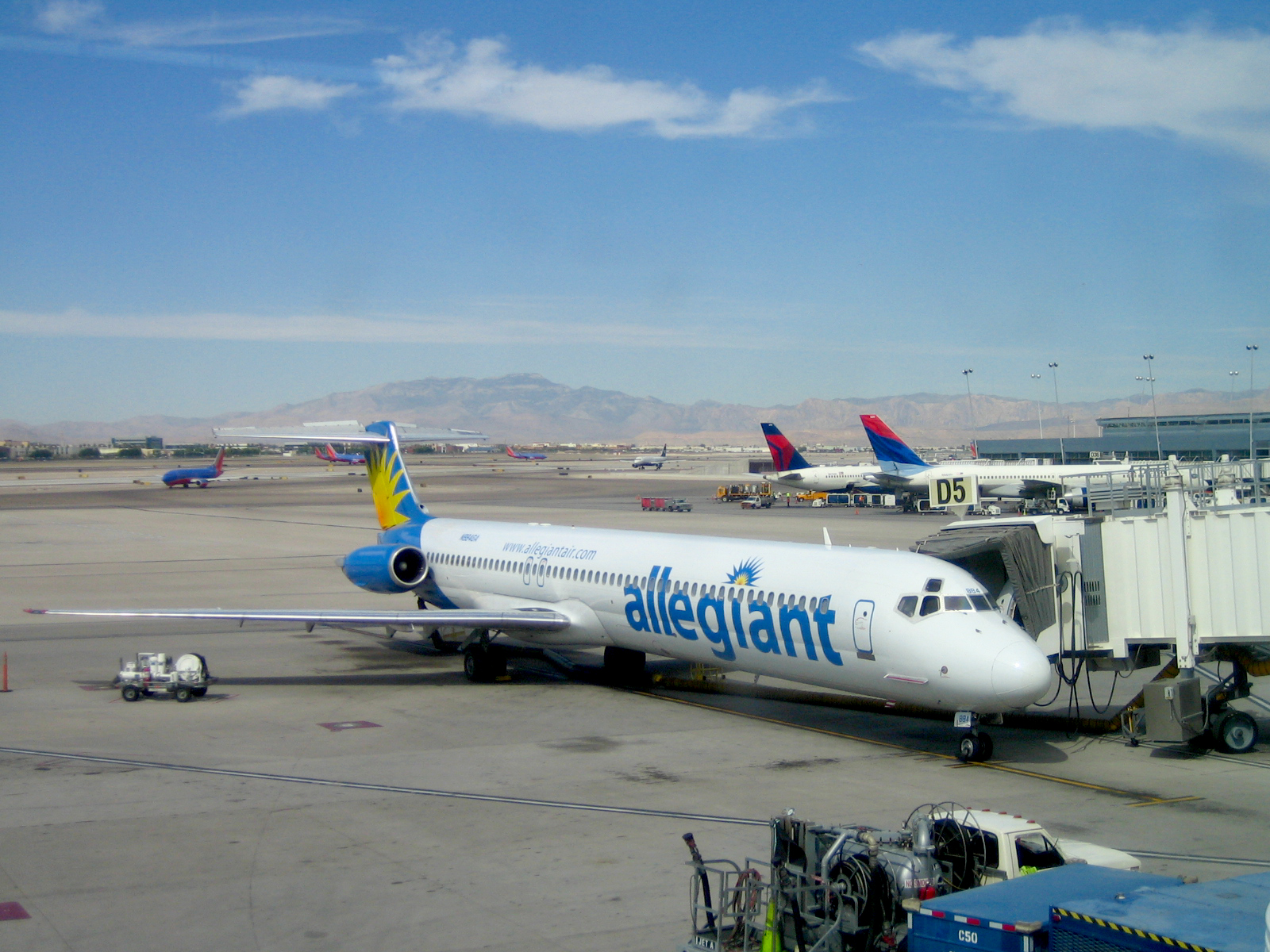 Allegiant Air. Air travel is undoubtedly the fastest and the safest way to travel which opens up a market for several companies to become your preferred airlines.