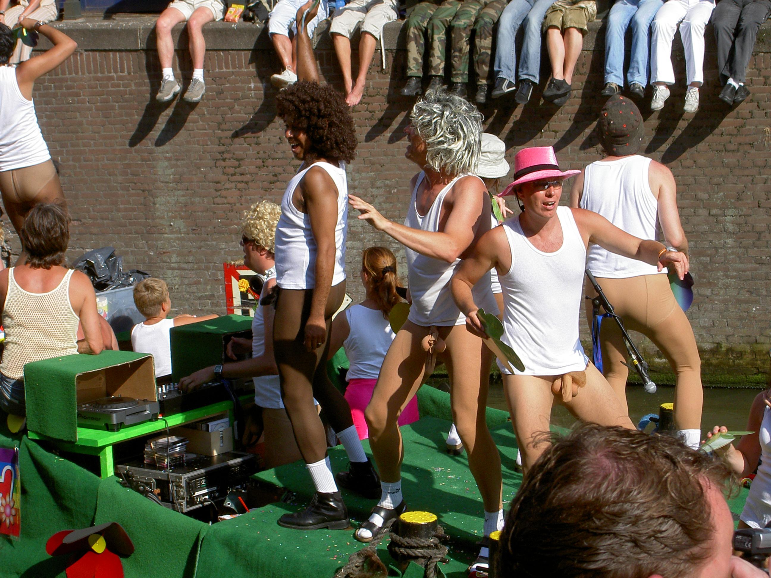 амстердам гей