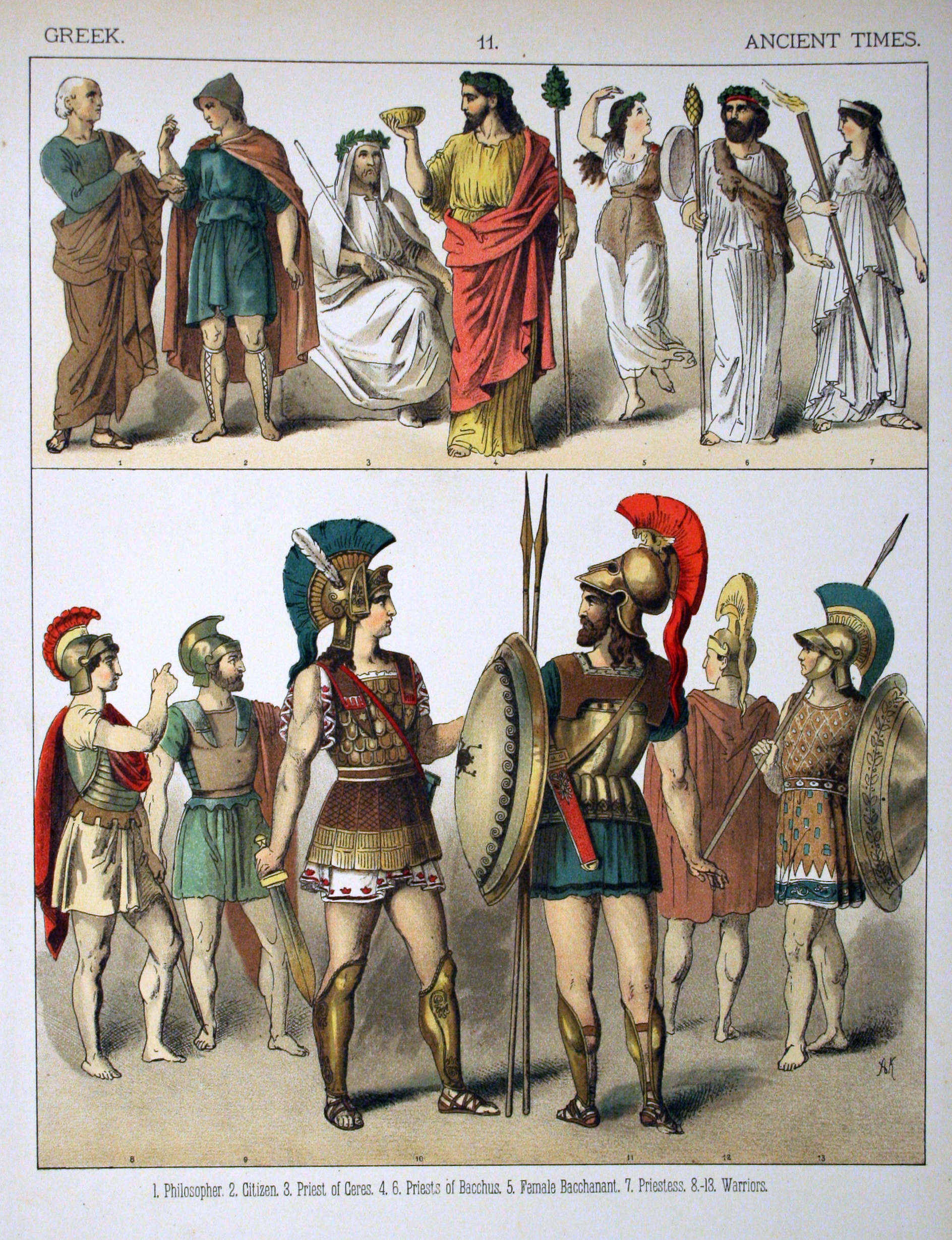 File Ancient Times Greek 011 Costumes Of All Nations 1882 Jpg Wikimedia Commons