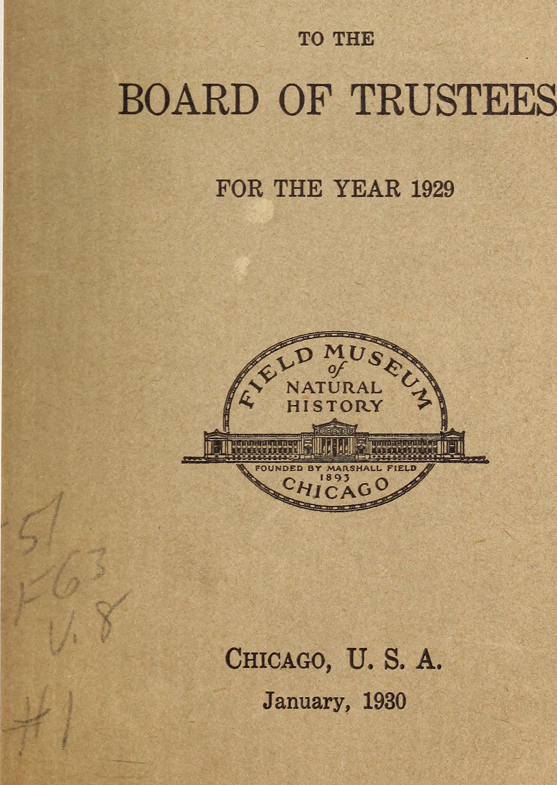 File:Annual report of the Director to the Board of Trustees