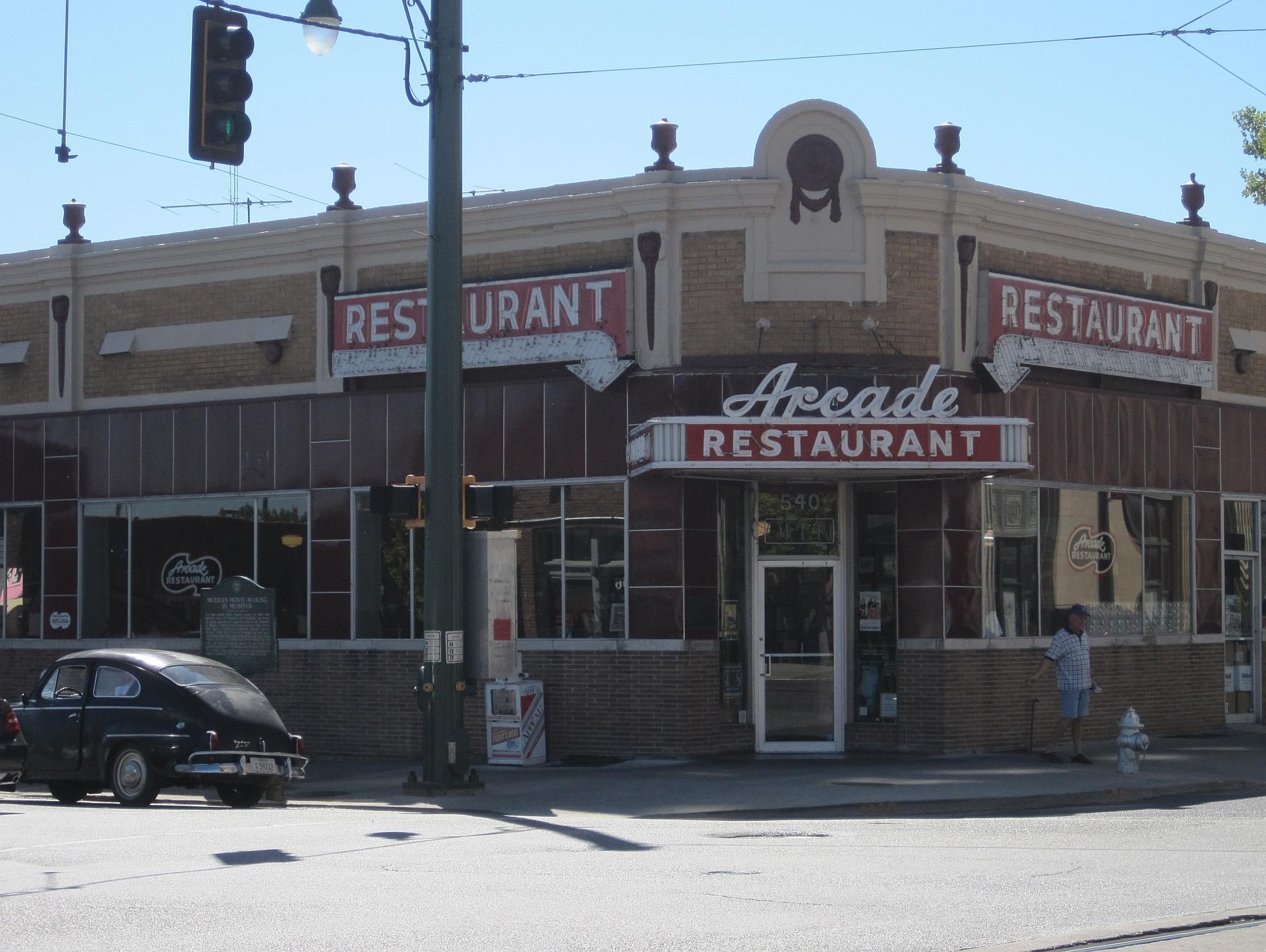 South Main Restaurants Memphis Tn