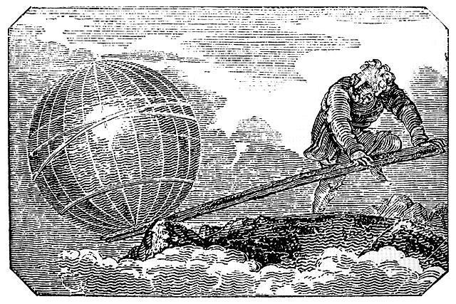 Nếu có một điểm tựa, Archimedes có nâng được Trái đất lên không?