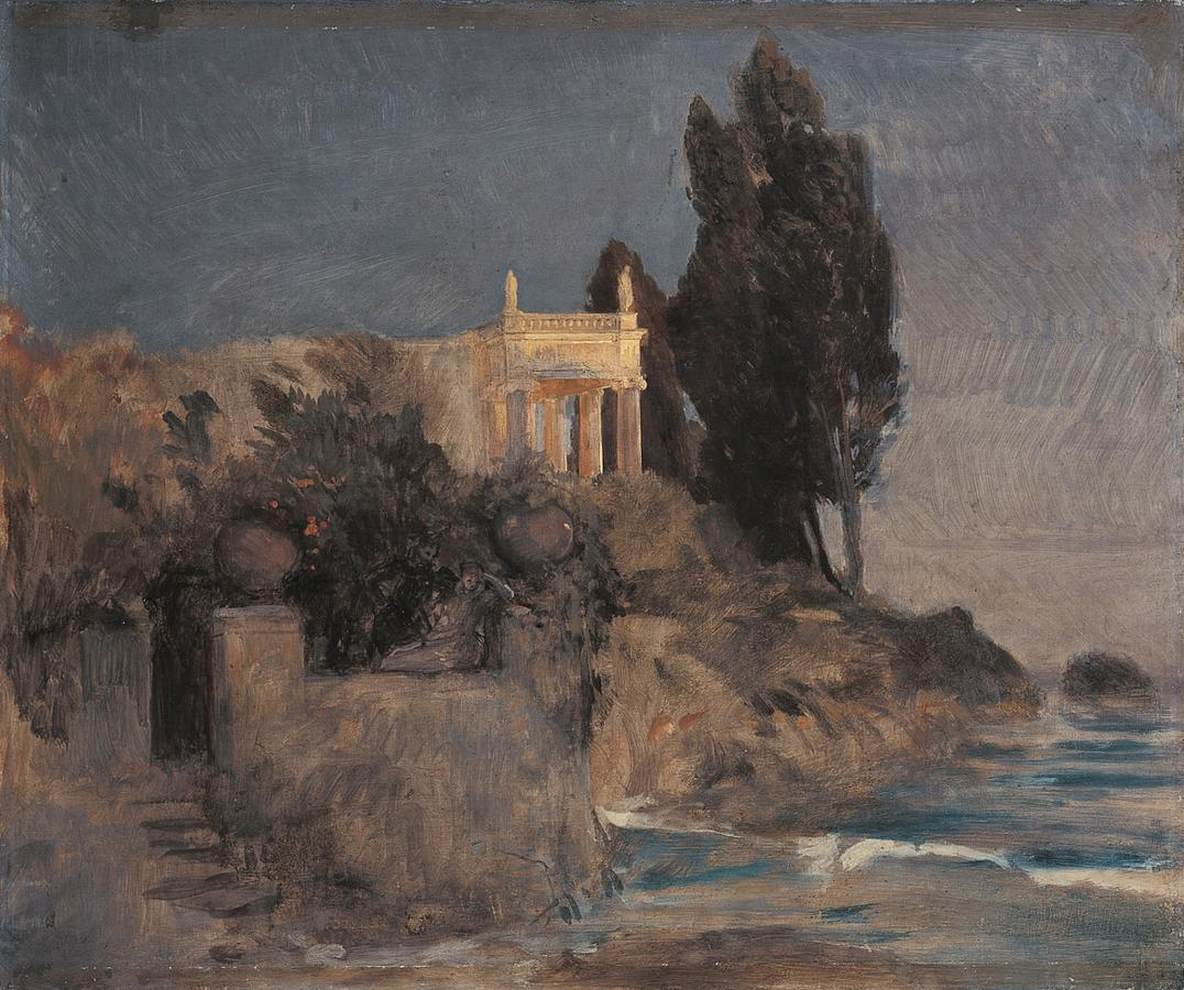 File Arnold B Cklin Villa By The Sea