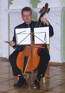 Музыкальные инструменты №20 - Виолончель