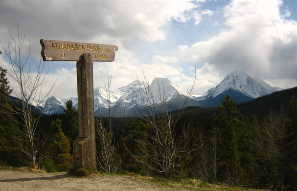 Athabasca Pass Wikipedia