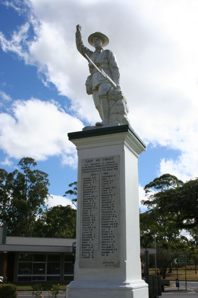 Atherton war memorial wikipedia for The atherton
