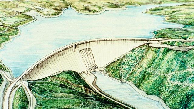 Auburn Dam - Wikipedia