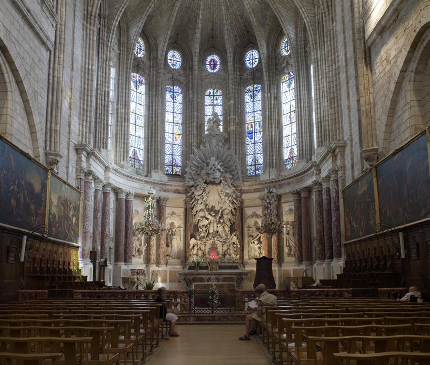 Béziers, Cathédrale Saint-Nazaire