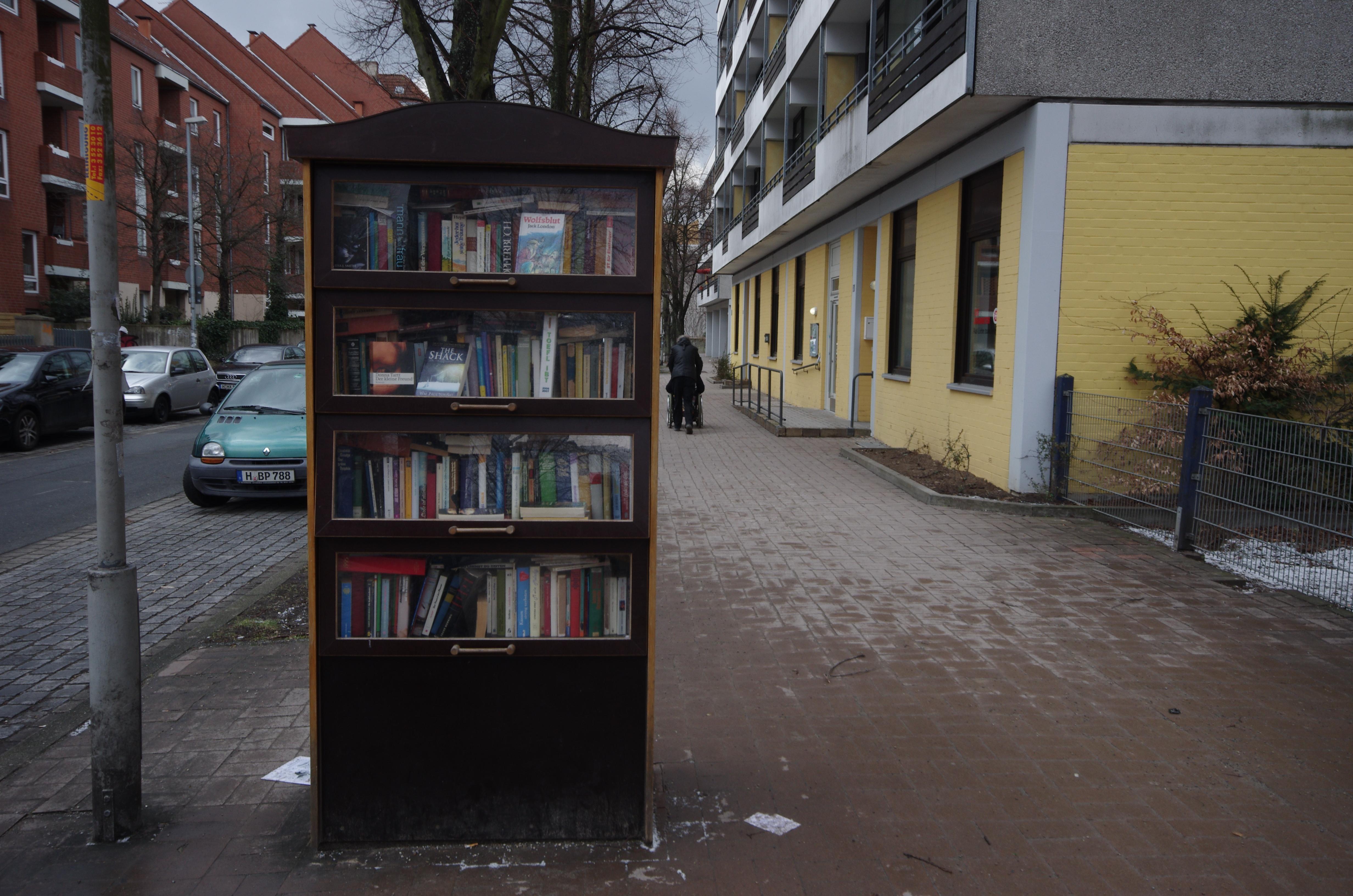 Liste öffentlicher Bücherschränke in Niedersachsen Wikiwand