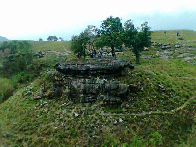 Balpakram National Park  in Meghalaya