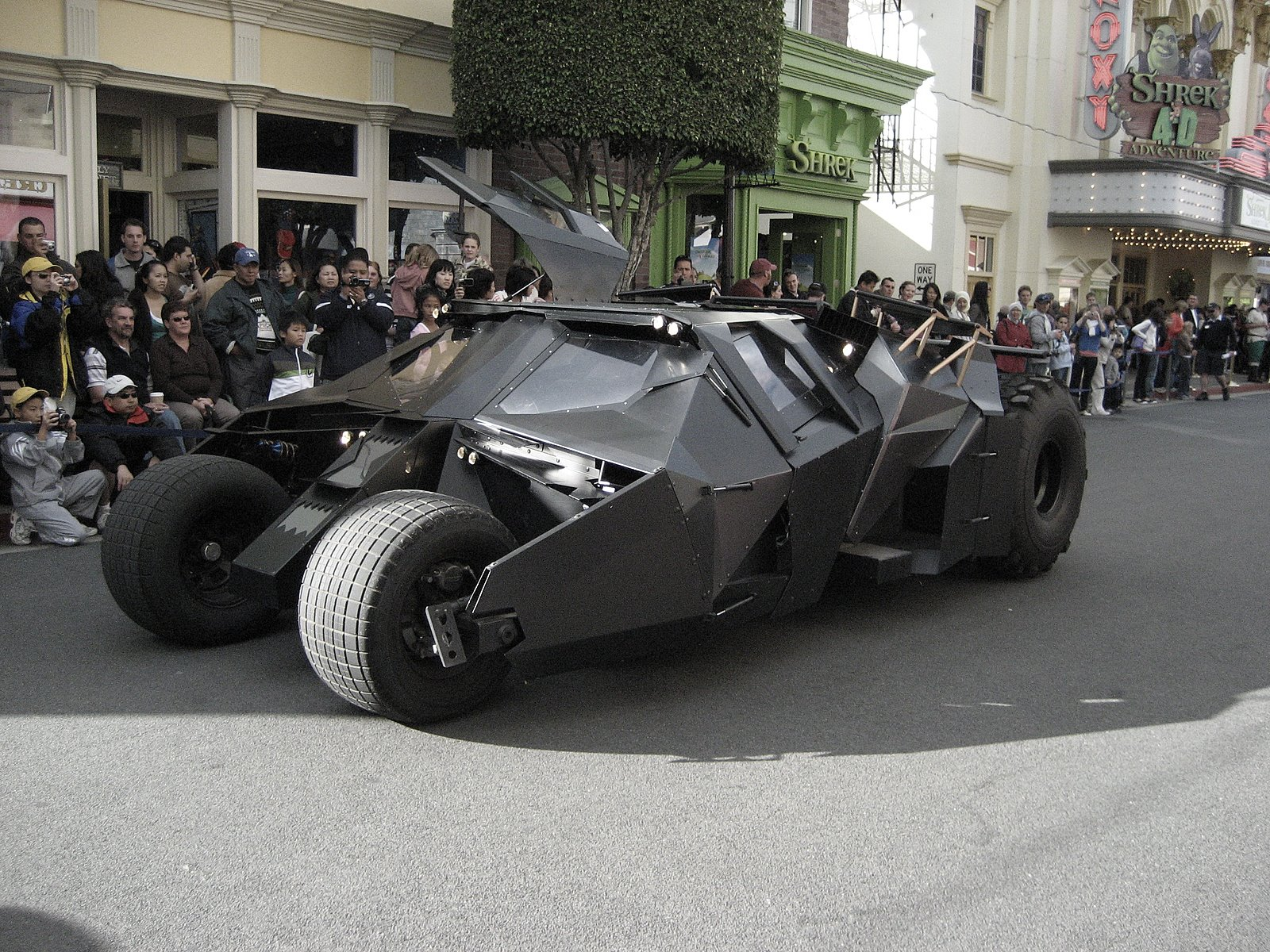 batman car pictures