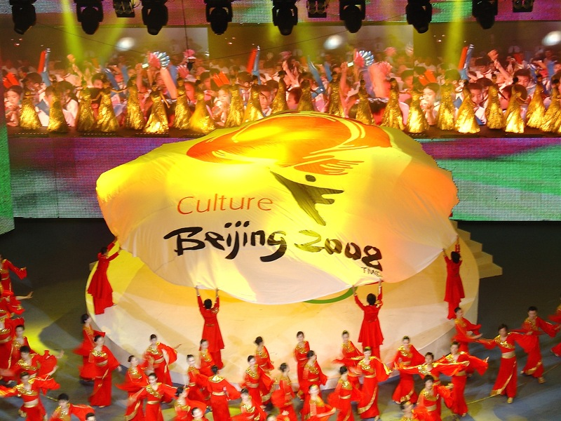 Beijing Olympic ceremonies