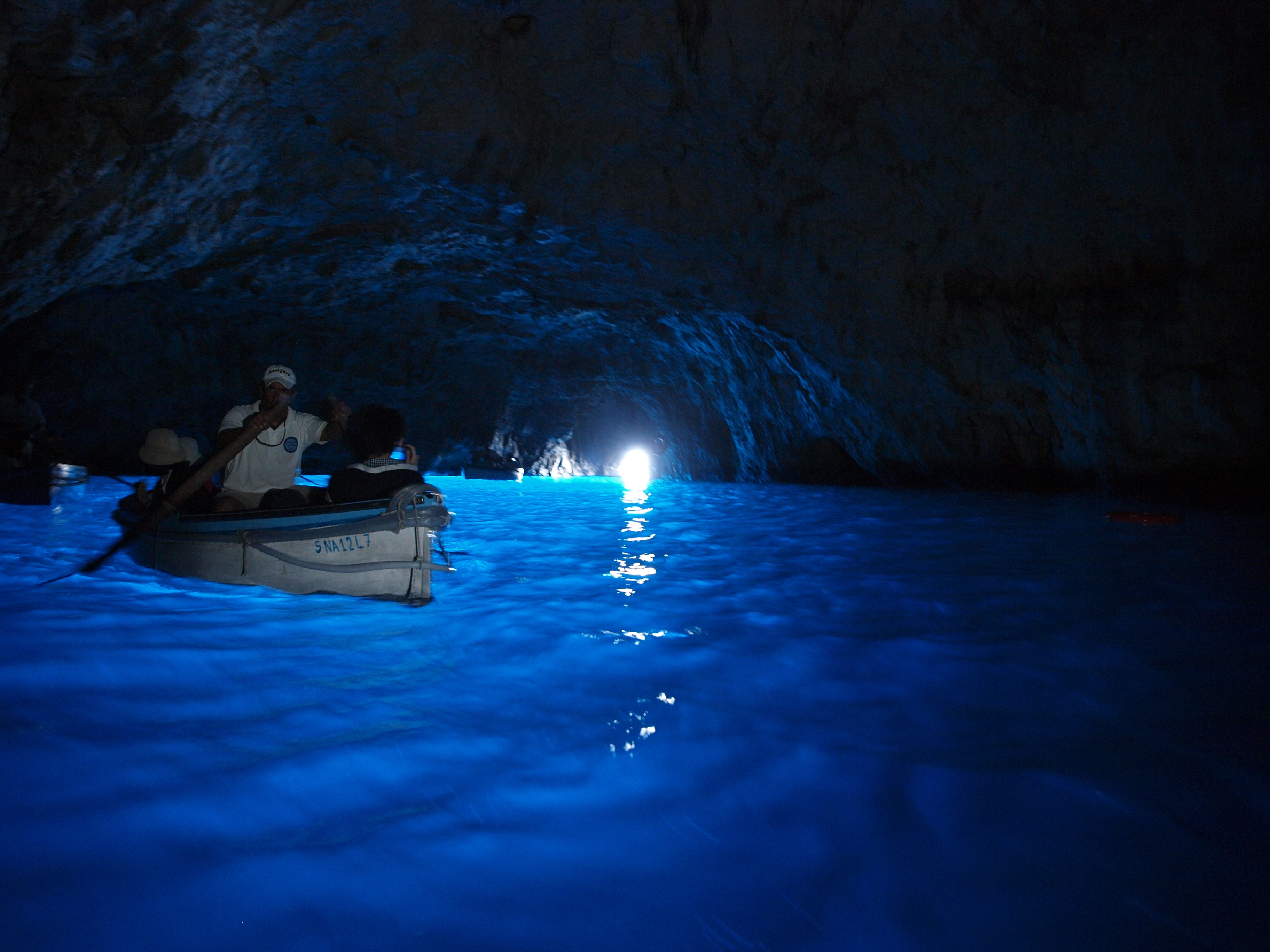 Image result for capri blue grotto
